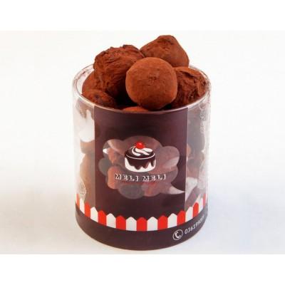 טראפלס שוקולד מריר