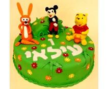 עוגת וולט דיסני